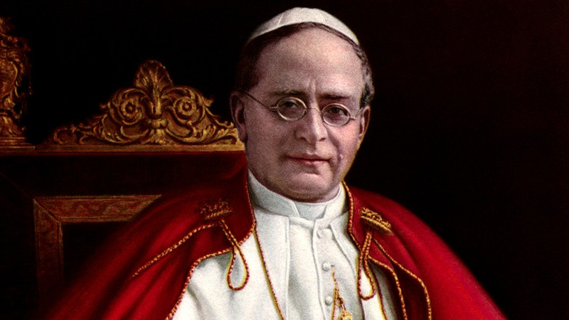 Aventuras na História · Pio XI: O papa que despertou a ira de Hitler