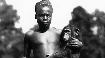 Retrato de Ota Benga - Wikimedia Commons