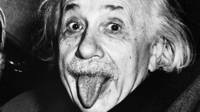 Albert Einstein, grande cientista