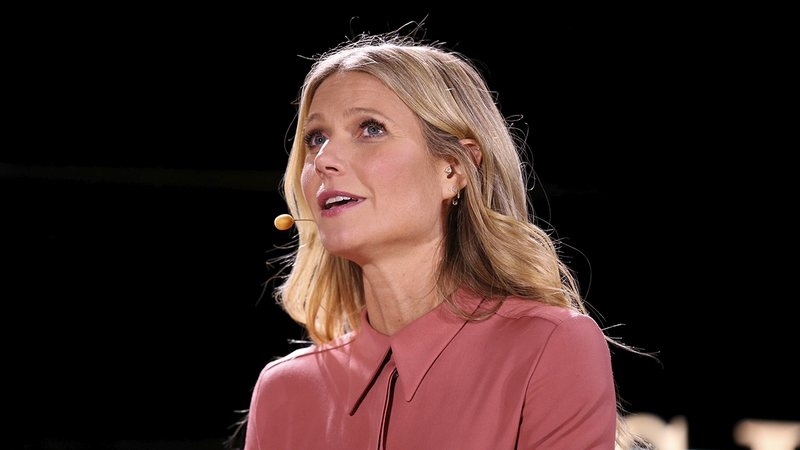 Gwyneth Paltrow participa do evento WSJ Tech D. Live, em 2018