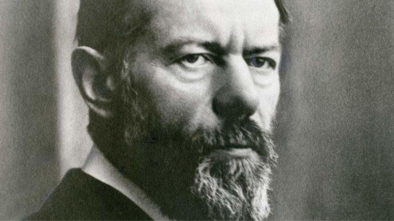 Max Weber, jurista e economista alemão
