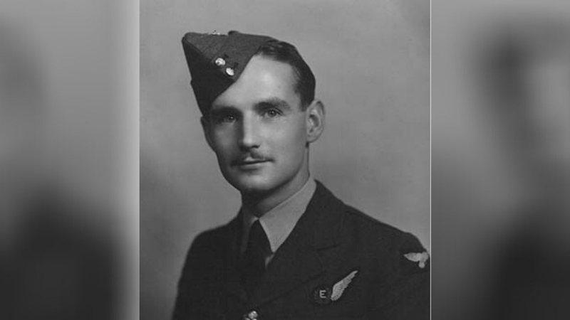 O subtenente Nicholas Alkemade