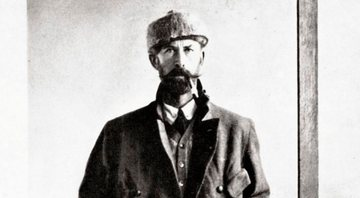 O explorador Percy Fawcett - Wikimedia Commons