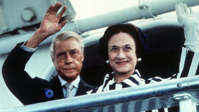 Edward VIII e Wallis Simpson
