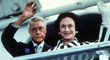 Edward VIII e Wallis Simpson - Getty Images