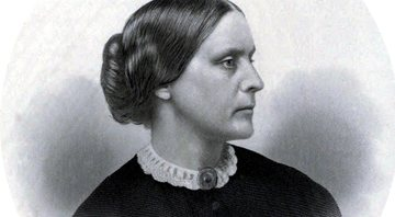 Retrato de Susan B. Anthony na juventude - Wikimedia Commons