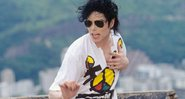 "Michael no clipe ""They Don't Care Avout Us"", no Pelourinho - Divulgação / YouTube"