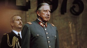 O ditador Augusto Pinochet - Getty Images