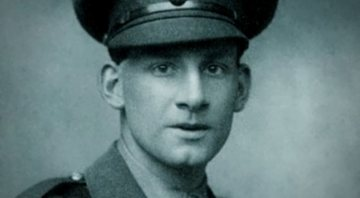 O poeta e soldado Siegfried Sassoon - Wikimedia Commons