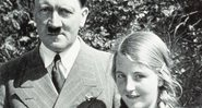 Gudrun Burwitz e Adolf Hitler - Getty Images
