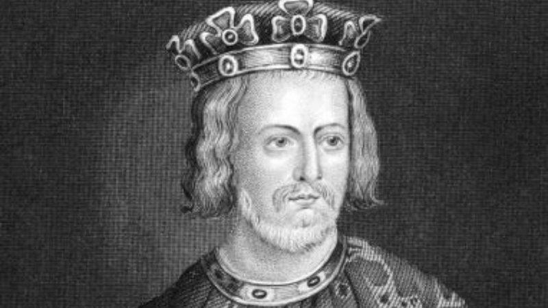 Aventuras na História · Rei João: a morte por disenteria que mudou ...