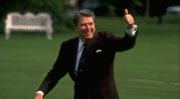 Presidente Ronald Reagan - Getty Images