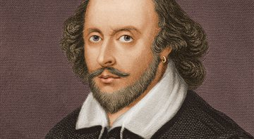 O dramaturgo inglês William Shakespeare - Getty Images