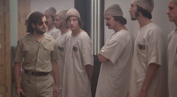 Cena do filme Stanford Prision Experiment (2015) - IFC Films