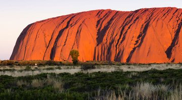 Uluru, ou Ayers Rock - Getty Images