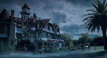 None - Winchester Mystery House