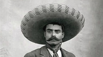 Emiliano Zapata - Wikimedia commons