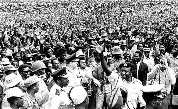 A destituição do ditador Idi Amin, de Uganda, completa 40 anos. Relembre sua sanguinária trajetória no poder