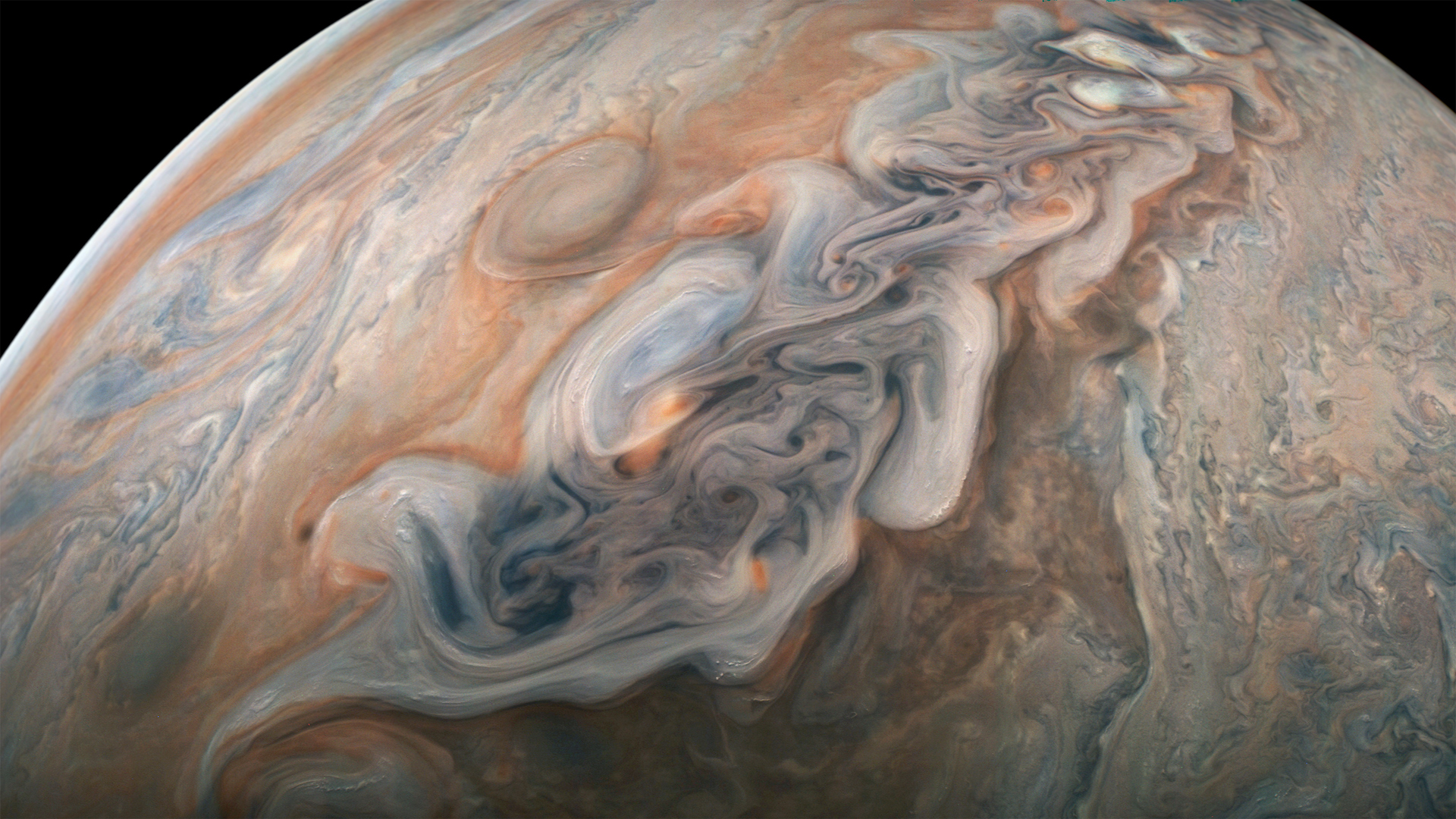 O Enigma de Júpiter (2018) - Crédito: Divulgação / Amazon