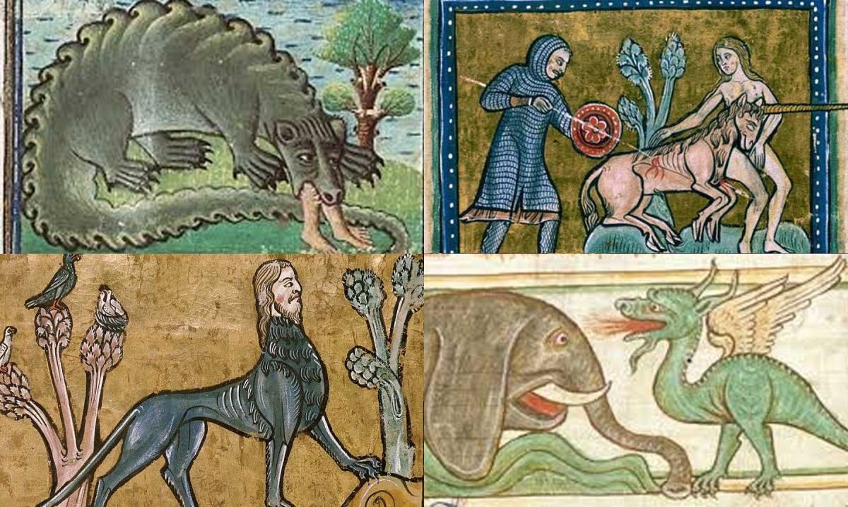 Bestiário: A origem de figuras surreais do folclore medieval