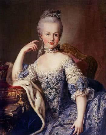 Um dos primeiros retratos da rainha / Wikimedia Commons