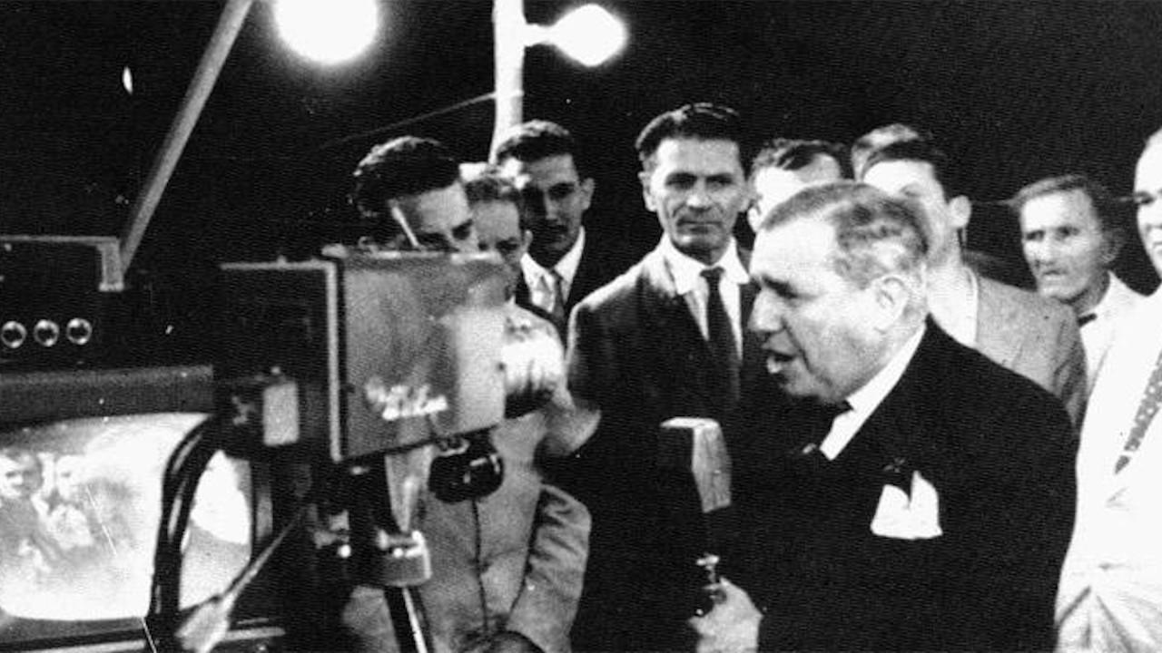 Cátedra Intercom comemora os 70 anos da TV no Brasil
