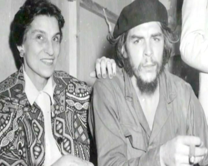 A Pedra: Conheça o intenso relato de Che Guevara após a morte de sua mãe