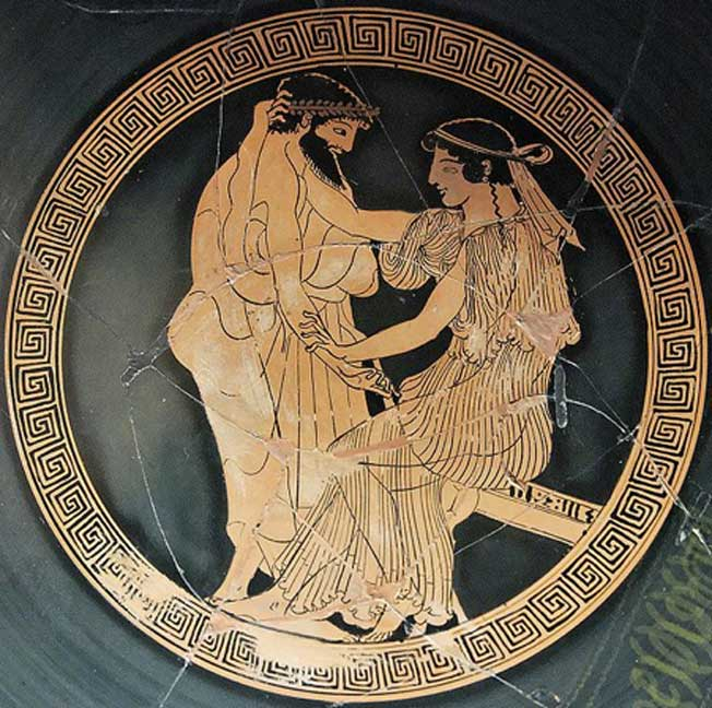 Erotismo pedagógico: A vida homossexual dos gregos antigos