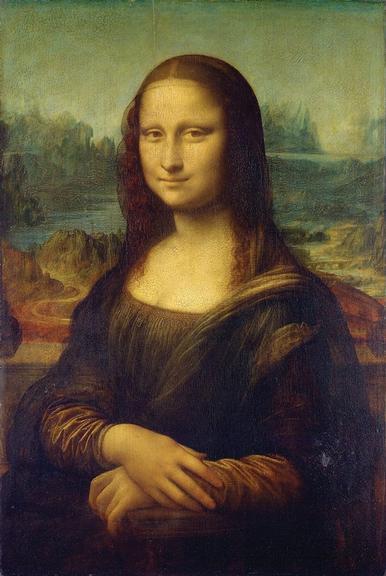 Monalisa, de lLeonardo da Vinci