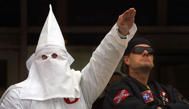 Encontro da KKK em Wisconsin | <i>Crédito: Getty Images