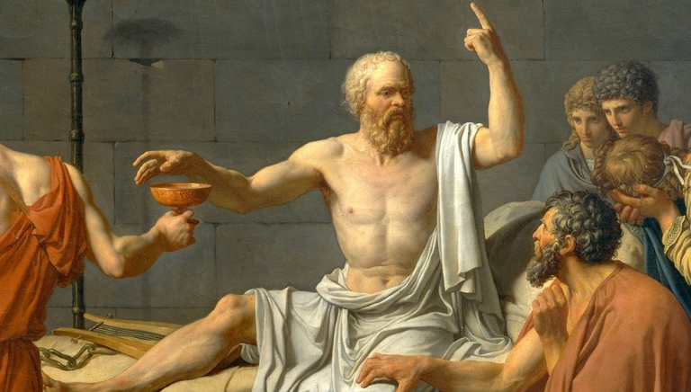 Contra A Democracia A Morte De Sócrates Ah