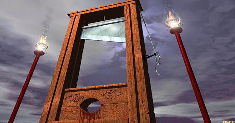 Capital Punishment - Murder