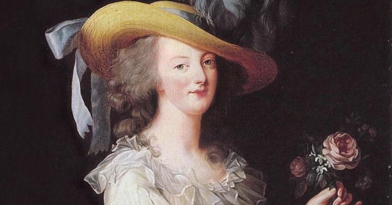 Maria Antonieta, um dos maiores símbolos da moda entre os séculos 17 e 18