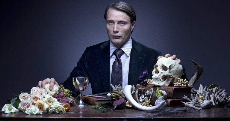 Hannibal Lecter está em vasta companhia