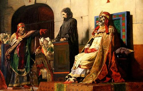 Julgamento do papa morto | <i>Crédito: Wikimedia Commons Images