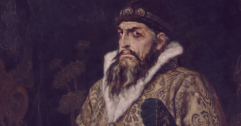Ivan IV, o terrível | <i>Crédito: Wikimedia Commons Images