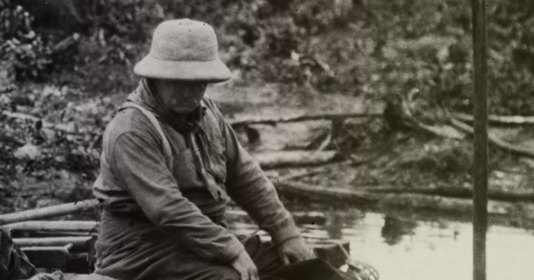 A expedição foi entre 9 de dezembro de 1913 a 27 de abril de 1914
