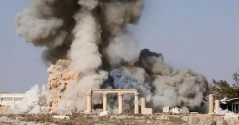 Destruição de Palmira em vídeo do próprio Estado Islâmico