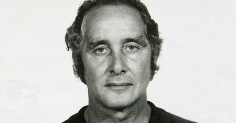 Ronald Biggs, um dos líderes do assalto