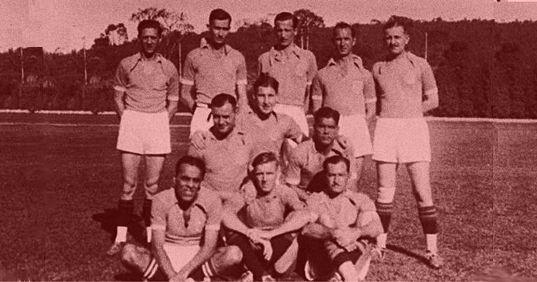 O time de 1940