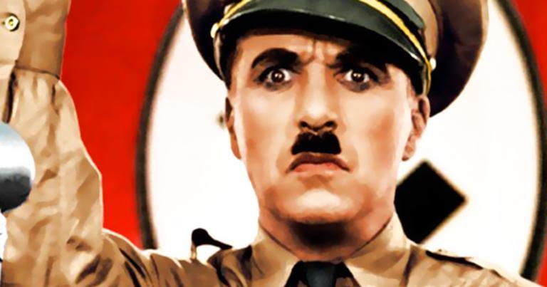 Poster do filme 'O grande ditador'