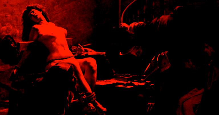'Mártir do Fanatismo', do português José de Brito