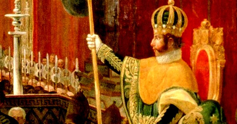 Coroação de D Pedro I