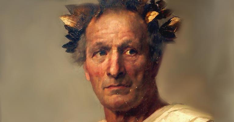 O insólito Júlio César