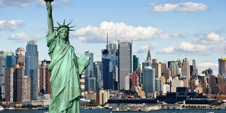 Skyline de Nova York / Wikimedia Commons