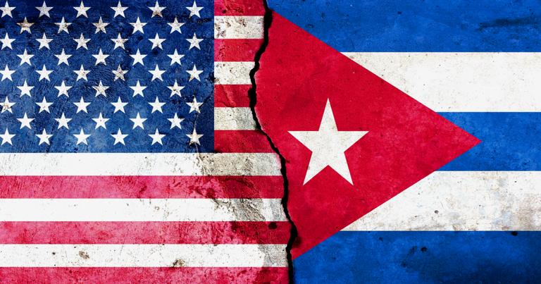 A normalização das relações entre EUA e Cuba iniciou apenas em 2014