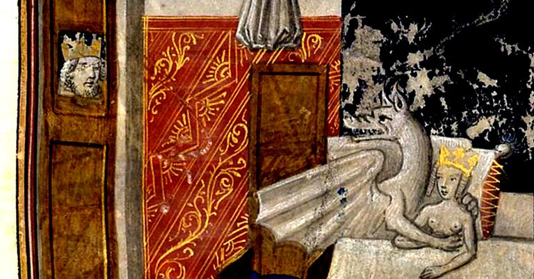 O dragão e a donzela até que se entenderam bem desta vez