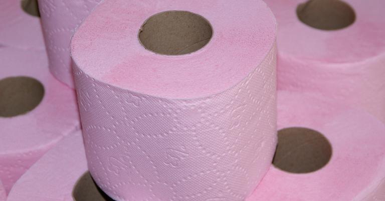 O infame papel cor-de-rosa