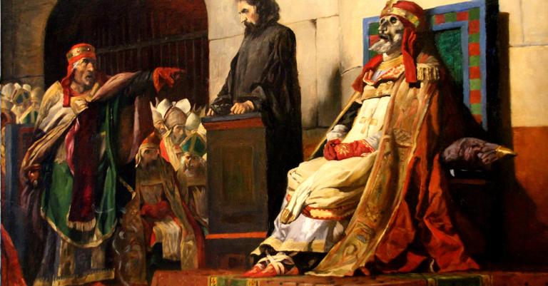 Em quadro de 1870