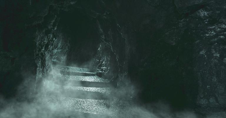Da caverna de Hades só saía quem conhecia o segredo